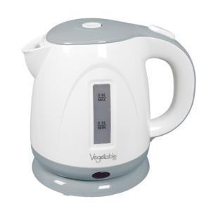 電気ケトル 湯沸し器 0.9L GD-P902 ハイパワー900W オート・パワーオフ機能付 【あすつく】|zumi