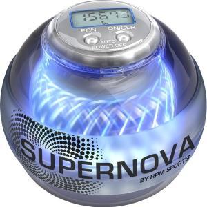 パワーボール RPM Sports 250Hz Supernova Pro 握力 デジタルカウンター搭載 器具 ローラーリストボール トレーニング グッズ 鍛える【今だけポイント3倍!】|zumi