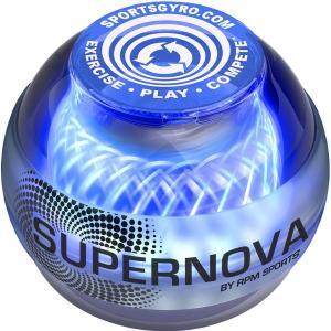 パワーボール RPM Sports 250Hz Supernova Classic 握力 手首 前腕 筋トレ 器具 ローラーリストボール トレーニング グッズ 鍛える【今だけポイント3倍!】|zumi