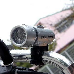 サイクルライト 自転車用ライト 電灯 LED5灯サイクルライ...