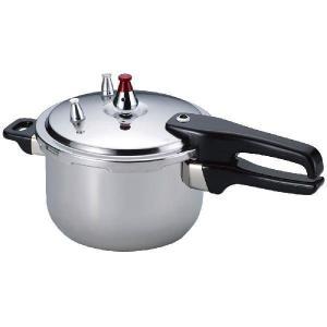 圧力鍋 IH対応 ホームクイック圧力鍋 20cm 4.0L|zumi