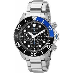 送料無料 セイコー SSC017P1 SEIKO クロノグラフ ダイバーズ ソーラー メンズ 腕時計 アナログ|zumi