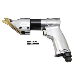 エアーメタルカッター エアメタルカッター ハサミのように鉄を切る スチールやアルミを簡単切断 RD-F2019 zumi