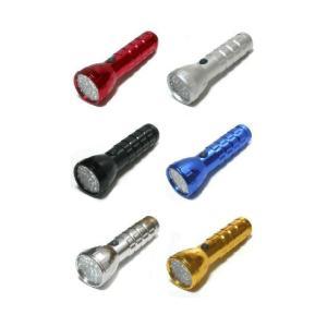 懐中電灯 32灯 LED ハンディライト ハンドライト 小型 軽量 明るさ抜群 フラッシュライト|zumi