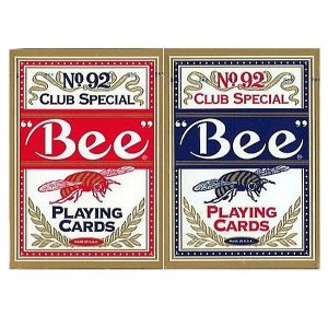 Bee No92 ゴールドボックス トランプ ポーカートランプ zumi