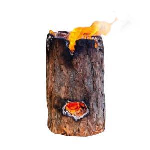 CAMPFIRE スウェディッシュトーチ 焚火  アウトドア用品 バーチ パイン オーク パーティー|zumi