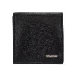 カルバンクライン Calvin Klein コインケース 小銭入れ ボックス型 レザー ブラック COIN CASE 79217 新品未使用 zumi