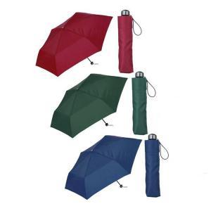 耐風 折りたたみ傘 強風に負けない傘 ネイビー ワインレッド グリーン|zumi