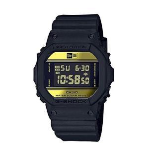 送料無料 G-SHOCK CASIO DW-5600NE-1 カシオ Gショック メンズ 腕時計 35周年 ニューエラ コラボモデル 限定モデル|zumi