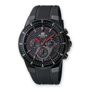 CASIO EF-552PB-1A4V メンズ腕時計 EDIFICE 海外希少モデル レッド|zumi