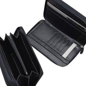 メンズ セカンドバッグ ミニ ダブルジップファスナー EARTH REPORTER アースリポーター 財布を一回り大きくした ER-104【送料無料】 zumi