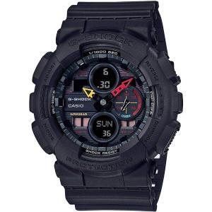 CASIO カシオ G-SHOCK G-ショック GA-140BMC-1A ブラック 腕時計 メンズ 送料無料|zumi