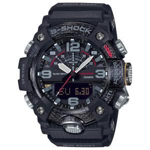 送料無料 CASIO G-SHOCK GG-B100-1A Bluetooth 搭載 MUDMASTER マッドマスター カーボンコアガード構造  メンズ ブラック 腕時計 カシオ ジーショック|zumi
