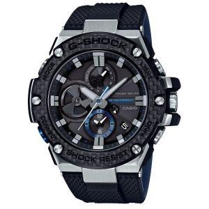 送料無料 CASIO 腕時計 G-SHOCK ジーショック G-STEEL スマートフォンリンク GST-B100XA-1A メンズ カシオ|zumi