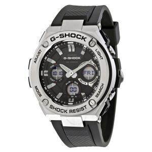 送料無料 G-SHOCK GST-S110-1A カシオ CASIO 腕時計 メンズ アナデジ ソーラークォーツ G-STEEL Gスチール カシオ メンズ|zumi