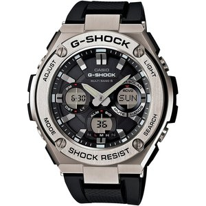 G-SHOCK GST-W110-1A カシオ CASIO 腕時計 メンズ アナログ 電波 ソーラー G-STEEL Gスチール カシオ メンズ|zumi