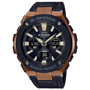 CASIO(カシオ) 腕時計 G-SHOCK G-STEEL 世界6局対応 マルチバンド6 電波 タフソーラー GST-W120L-1A メンズ|zumi