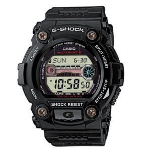 CASIO メンズ腕時計 G-SHOCK GW-7900-1 海外モデル ブラック 電波ソーラー|zumi