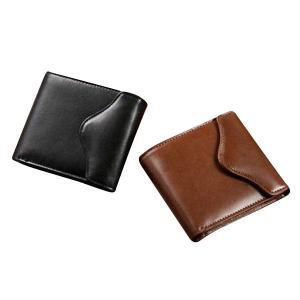 Harvie&Hudson ハービー&ハドソン メンズ 二つ折り財布 HA-1003|zumi