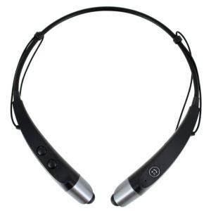 ブルートゥースヘッドセットイヤホン Bluetooth Headset TONE HBS-500 ブラック【平日15時まであすつく】【大特価】|zumi