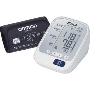 オムロン 血圧計 上腕式 HEM-8713 OMRON ヘルスケア 大文字 HEM8713|zumi