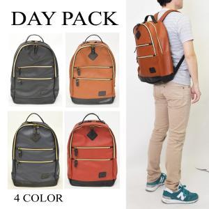 リュックサック ワッペンデイバッグ メンズカジュアルバッグ かばん 鞄 男  全4色 HW228|zumi