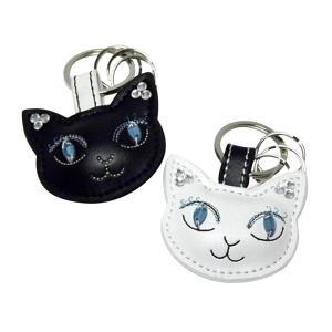 ネコ 猫 鍵 カギ キーリング シャレネコキーリング ノアファミリー noafamily  j271 代引き不可|zumi
