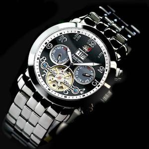 ジョンハリソン J.HARRISON  自動巻腕時計 メンズ JH-008BB|zumi