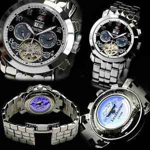 ジョンハリソン J.HARRISON  自動巻腕時計 メンズ JH-008BB|zumi|03