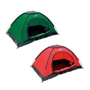 ドームテント キャンプ 1〜2人用 組み立て式 アウトドア OUTDOOR MAN ピーナッツクラブ【あすつく】 zumi