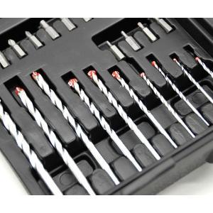 コードレス電動ドライバーセット92P 92点セット DIY 工具 充電式 電動ドリル コードレス 家庭用|zumi|08