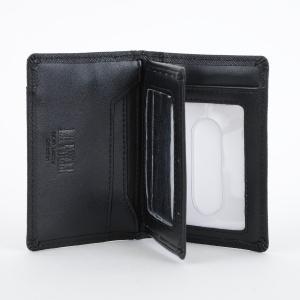 パスケース カード入れ 定期入れ レザー メンズ レディース シンプル 無地 ビジネス イタリアンレザー ラ・ペレ LA PELLE LP-1006 代引き不可|zumi