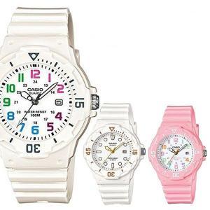 チープカシオ CASIO カシオ レディース キッズ 腕時計 アナログ スクエア チプカシ プレゼント ピンク LRW-200H 代引き不可|zumi