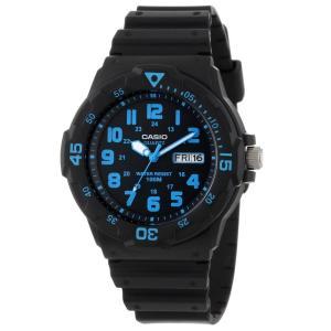 送料無料 CASIO STANDARD カシオ MRW-200H-2B スタンダード ブルー 腕時計 メンズ スポーツ チープカシオ チプカシ|zumi