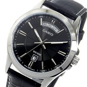 送料無料 CASIO カシオ MTP-1381L-1A クオーツ ブラック 腕時計 アナログ メンズ チープカシオ チプカシ|zumi