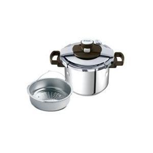 T-fal(ティファール)クリプソプルミエ 圧力鍋4.5L P4060646|zumi