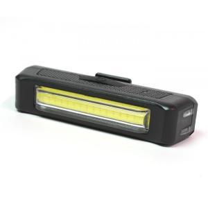 COBサイクルライト 自転車用ライト  LED搭載 バイクライト 防水性能IPX4 USB充電式 SA-2929【平日15時まであすつく】|zumi