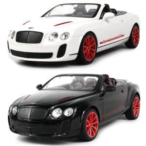 ベントレー Bentley Supersports ラジコンカー 車 正規ライセンス 1:14スケール スーパースポーツ /[レビューを書く]で単三電池をプレゼント! zumi
