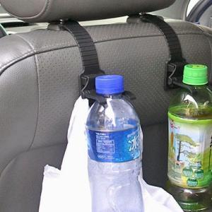 送料無料 カーシートフック 車内用グッズ 便利 くるま 後部座席|zumi