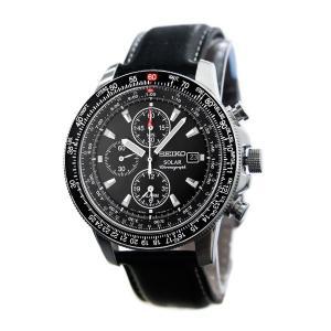 SEIKO SSC009P3 メンズ腕時計 海外モデル ソー...