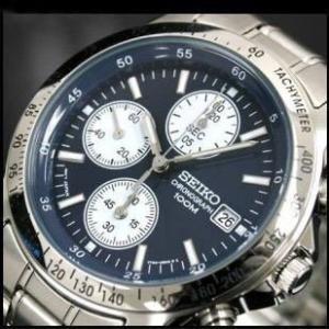 SEIKO SND365PC メンズ腕時計 海外モデル クロ...