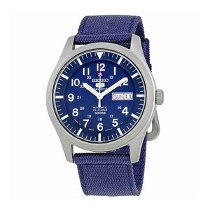 SEIKO(セイコー) セイコー5 ファイブ  腕時計 自動巻き メンズ SNZG11J1 オートマチック 自動巻き|zumi