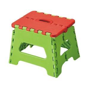 コンパクト踏み台/折り畳み 脚立 ふみだい|zumi