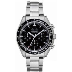 テクノス TECHNOS クロノグラフ 腕時計 メンズ 10気圧防水T4146SB|zumi