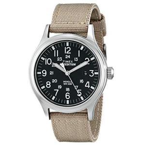 TIMEX タイメックス T49962 ミリタリー メンズ カーキ 腕時計 EXPEDITION SCOUT METAL エクスペディション スカウトメタル|zumi