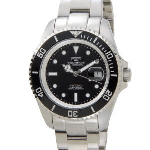 【ポイント2倍!】テクノスTECHNOS 腕時計 メンズ 10気圧ダイバー TAM629SB 正規品|zumi