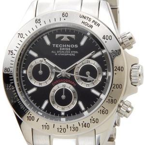 【ポイント2倍】テクノス TECHNOS 腕時計 メンズ クロノグラフ TGM615SB 正規品|zumi