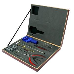 時計工具 ベルト交換 バンド調節 修理 / 腕時計工具20点セット 日本語取扱説明書有り|zumi