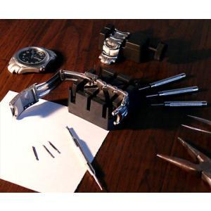 腕時計バンド用工具6点セット  ベルト調整工具|zumi