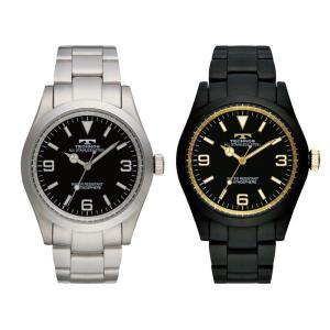 【ポイント5倍!】テクノス TECHNOS クオーツ メンズ 腕時計 TSM208BG TSM208SB|zumi
